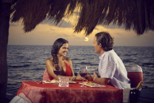 Desire Riviera Maya Resort Gazebo Dinner