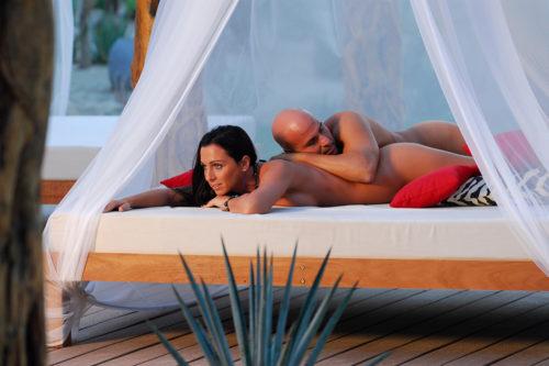 Desire Riviera Maya Resorts Lounge Beds