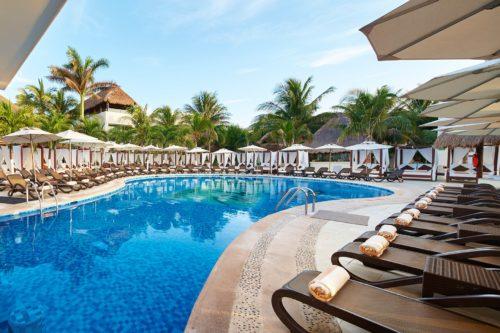 Desire Riviera Maya Resort Pool