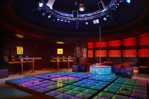 Desire Riviera Maya Resort Night Club