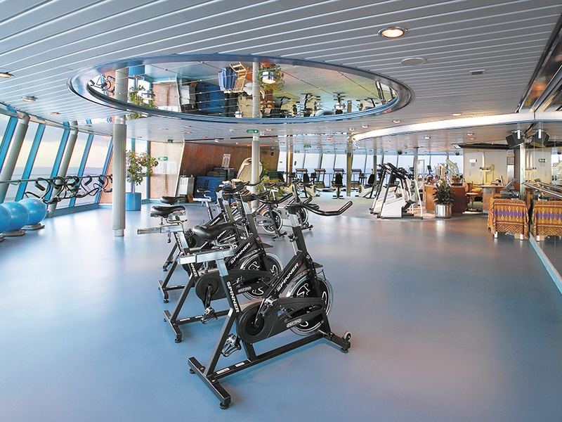 Temptation Caribbean Cruise | VitalitySM Fitness Center