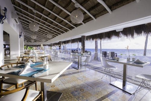 Aphrodita Restaurant of the Desire Riviera Maya Pearl Resort