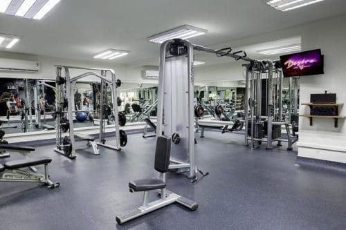 Desire Pearl   Gym