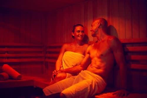 Desire Riviera Maya | Spa Sauna