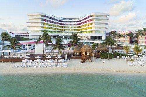 Temptation Cancun Resort | Aerea