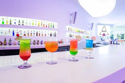 Temptation Cancun Resort | Bash Bar Drinks