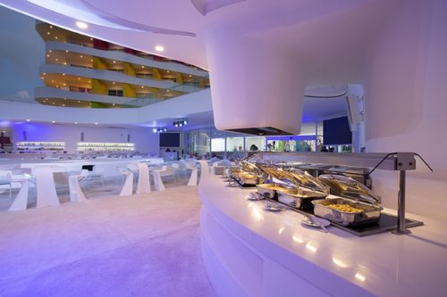 Temptation Cancun Resort | Bash Snack Bar Night