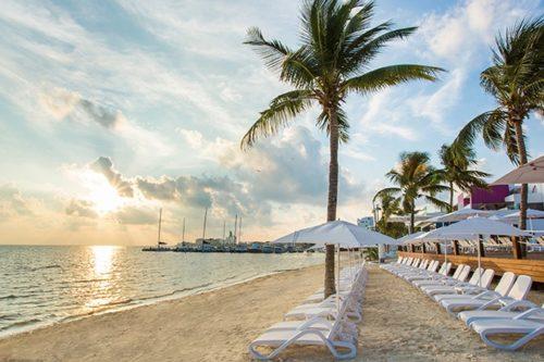 Temptation Cancun Resort | Beach