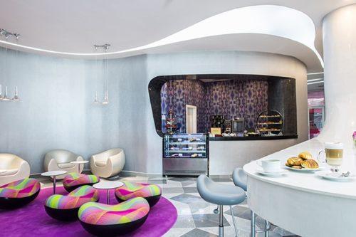 Temptation Cancun Resort | Caffeine Gourmet Cafe