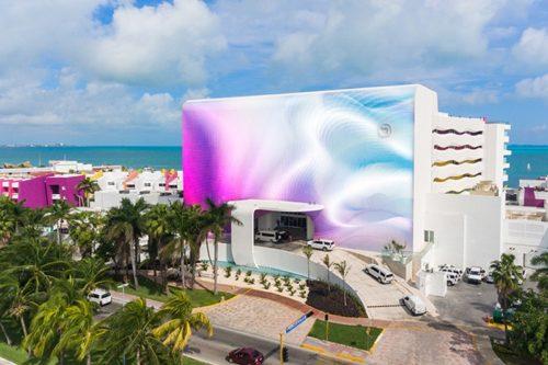 Temptation Cancun Resort | Facade