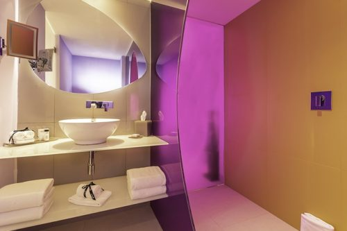 Temptation Cancun Resort | Generic Bathroom