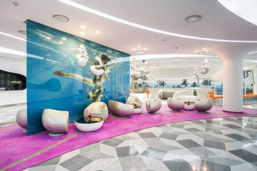 Temptation Cancun Resort | Lobby