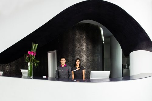 Temptation Cancun Resort | Lobby Reception
