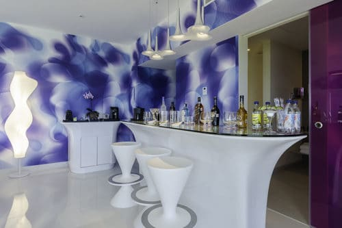 Temptation Cancun Resort | Oceanfront Penthouse Bar