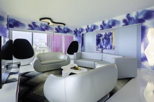 Temptation Cancun Resort | Oceanfront Penthouse Living