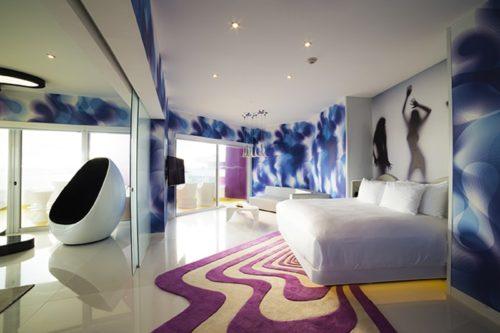 Temptation Cancun Resort | Oceanfront Penthouse Room