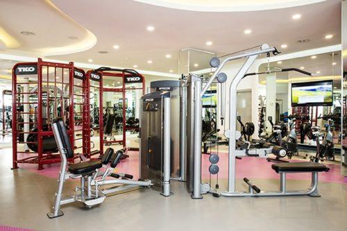 Temptation Cancun Resort | Pump Gym