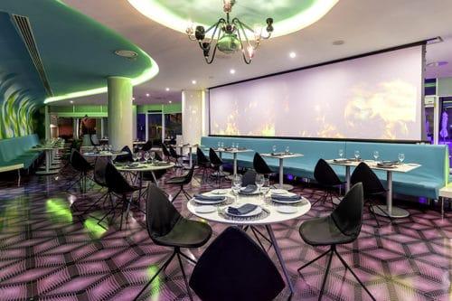 Temptation Cancun Resort | Rain Buffet Restaurant