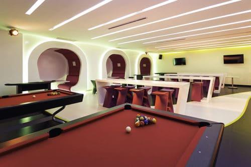 Temptation Cancun Resort | Score Sports Bar