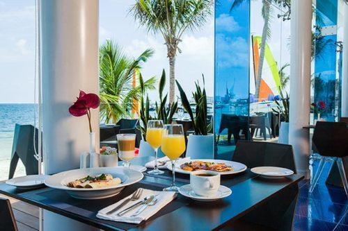Temptation Cancun Resort | Sea Flirt Breakfast