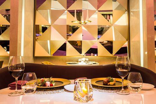 Temptation Cancun Resort | She Aphrodisiac Restaurant Dinner