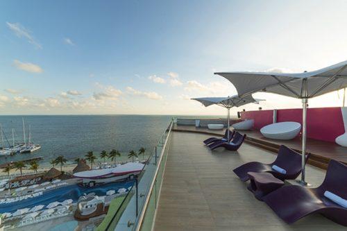 Temptation Cancun Resort | Sky Bar