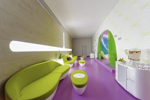 Temptation Cancun Resort | Spa Hall