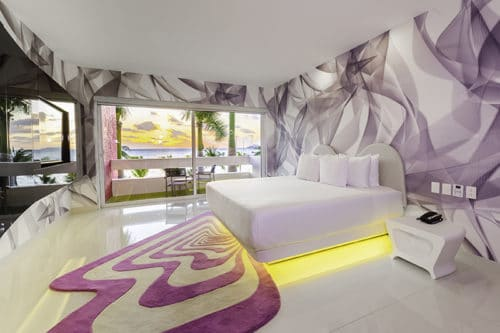 Temptation Cancun Resort | Trendy Ocean Room