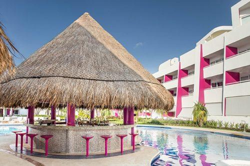 Temptation Cancun Resort | Quiet Pool