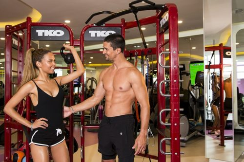 Temptation Cancun Resort | Gym