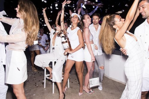 Temptation Cancun Resort | Bash Party