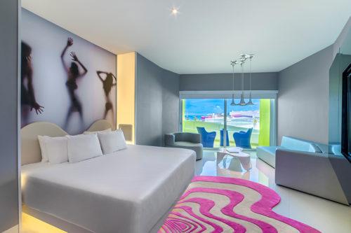 Bash Tower Ocean View Room