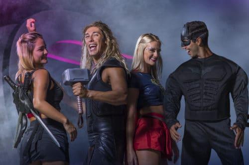 Temptation Cancun Resort | Superheroes 2020