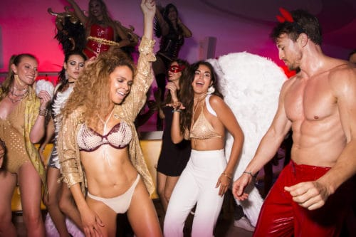 Temptation Cancun Resort | Angels and Devils 2020