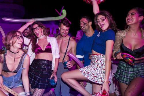 Temptation Cancun Resort | School Girls & Nerds 2020