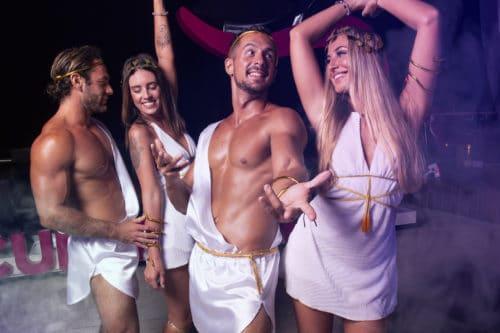 Temptation Cancun Resort | Toga Party 2020