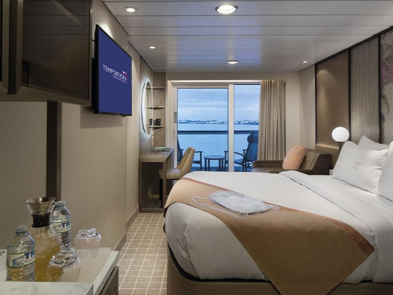 Temptation Caribbean Cruise | Aquaclass