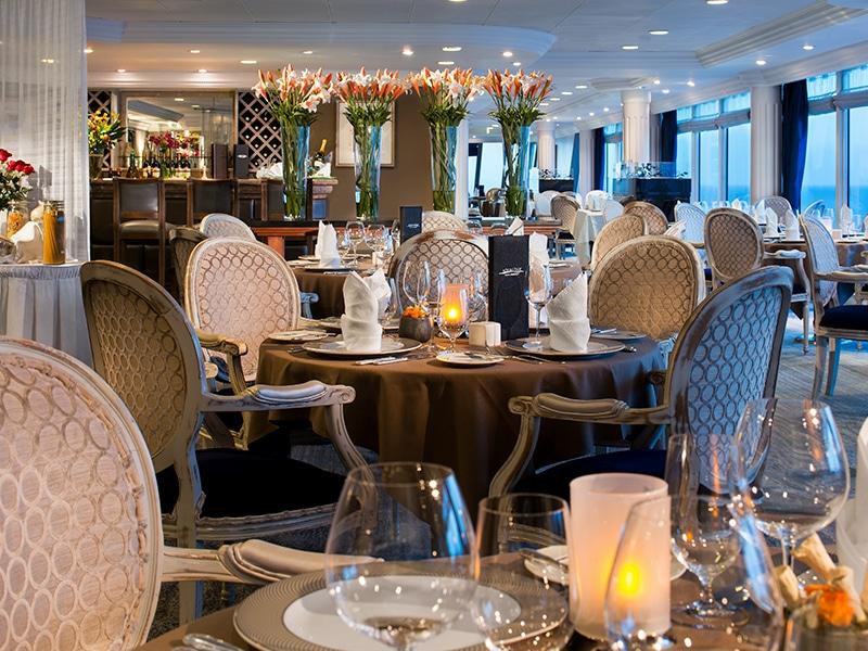 Desire Lisbon-Ibiza Cruise | Aqualina Restarurant