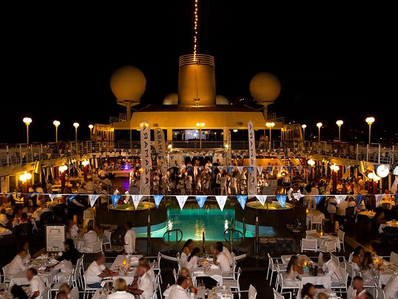 Desire Lisbon-Ibiza Cruise