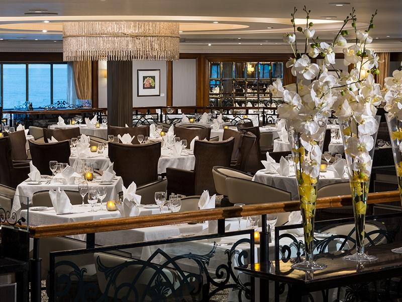 Desire Lisbon Ibiza Cruise | Discoveries Restaurant