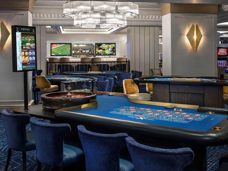 Temptation Caribbean Cruise | Fortunes Casino