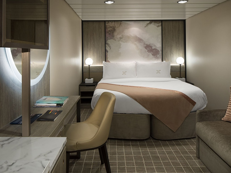 Temptation Caribben Cruise | Interior Stateroom