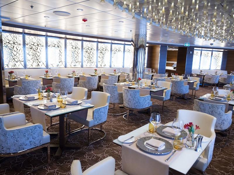 Temptation Caribbean Cruise | Luminae Restaurant