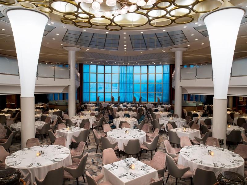 Temptation Caribbean Cruise | Metropolitan Restaurant