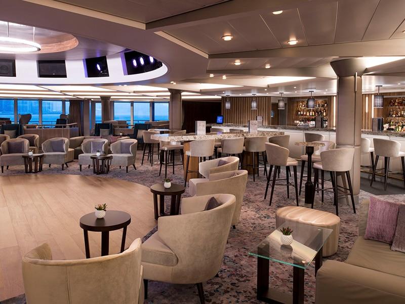 Temptation Caribbean Cruise | Rendezvous Lounge