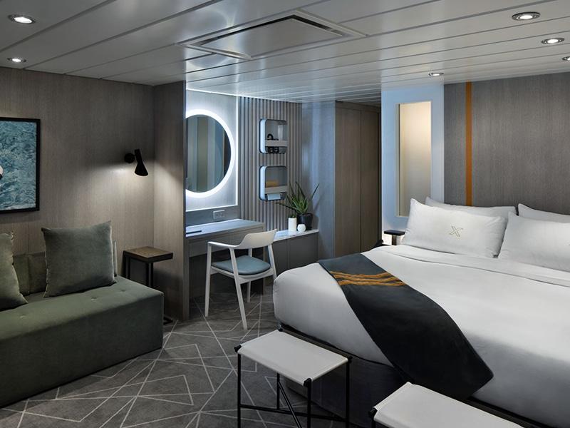 Temptation Caribbean Cruise | Sky Suite