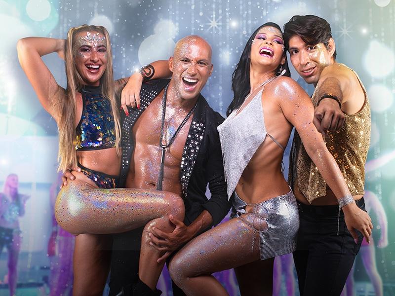 Temptation Cancun Resort | Glitter Bomb 2021 Theme Night