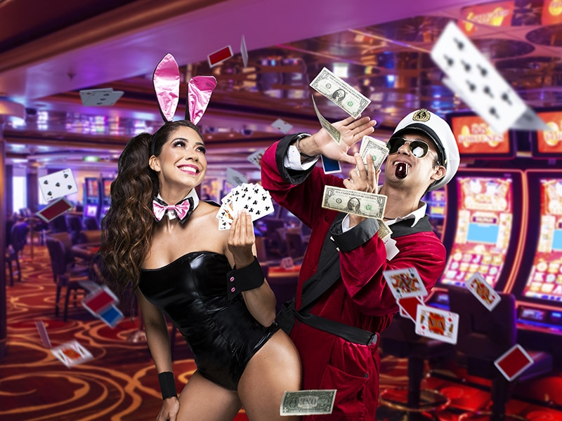 Desire Riviera Maya Pearl Resort | Sensual Bunnies & Casino Night 2021 Theme Night