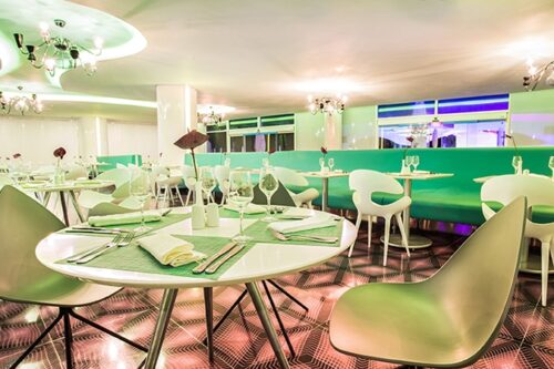 Temptation Cancun Resort Amores Restaurant