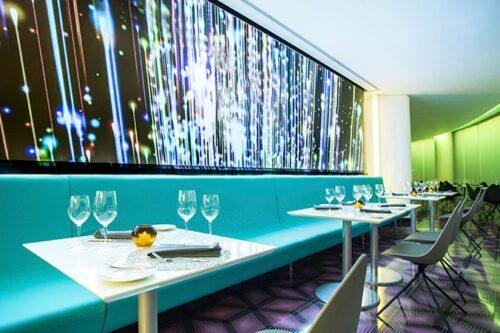 Temptation Cancun Resorts Amores Restaurant